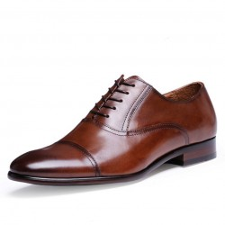 OXFORD BUSINESS LACE-UPS