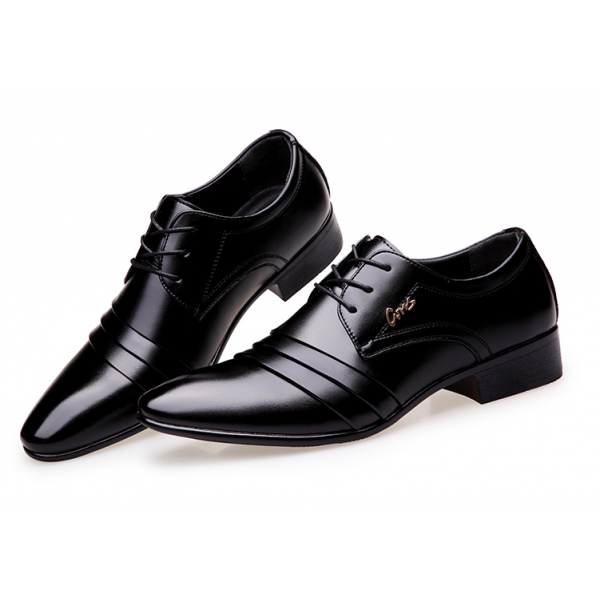 STAY FORMAL LACE-UPS